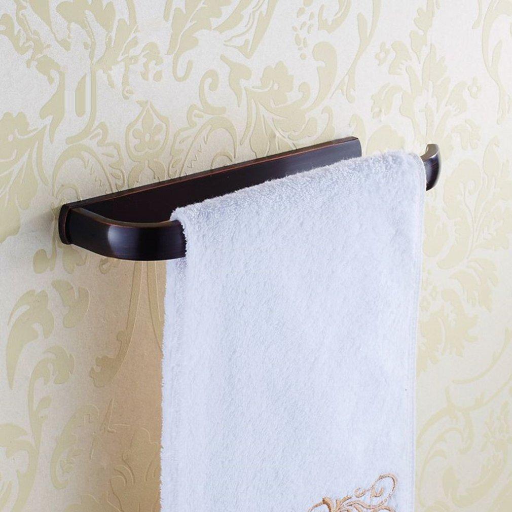Elloallo oil rubbed bronze towel bars for bathroom - Oil rubbed bronze towel bars for bathrooms ...