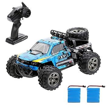 Fernbedienung Spielzeug Rc Auto 4wd High Speed Wireless Wiederaufladbare Auto Klettern Elektrische Lkw Fernbedienung Off-road Fahrzeug Spielzeug Für Jungen Kind Geschenk