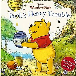 Amazon poohs honey trouble disney winnie the pooh sara f amazon poohs honey trouble disney winnie the pooh sara f miller bears voltagebd Images