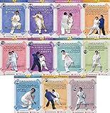Classic Wushu Series of Wan Laisheng ( Zi Ran Men ) by Wu Sunxiong 11DVDs