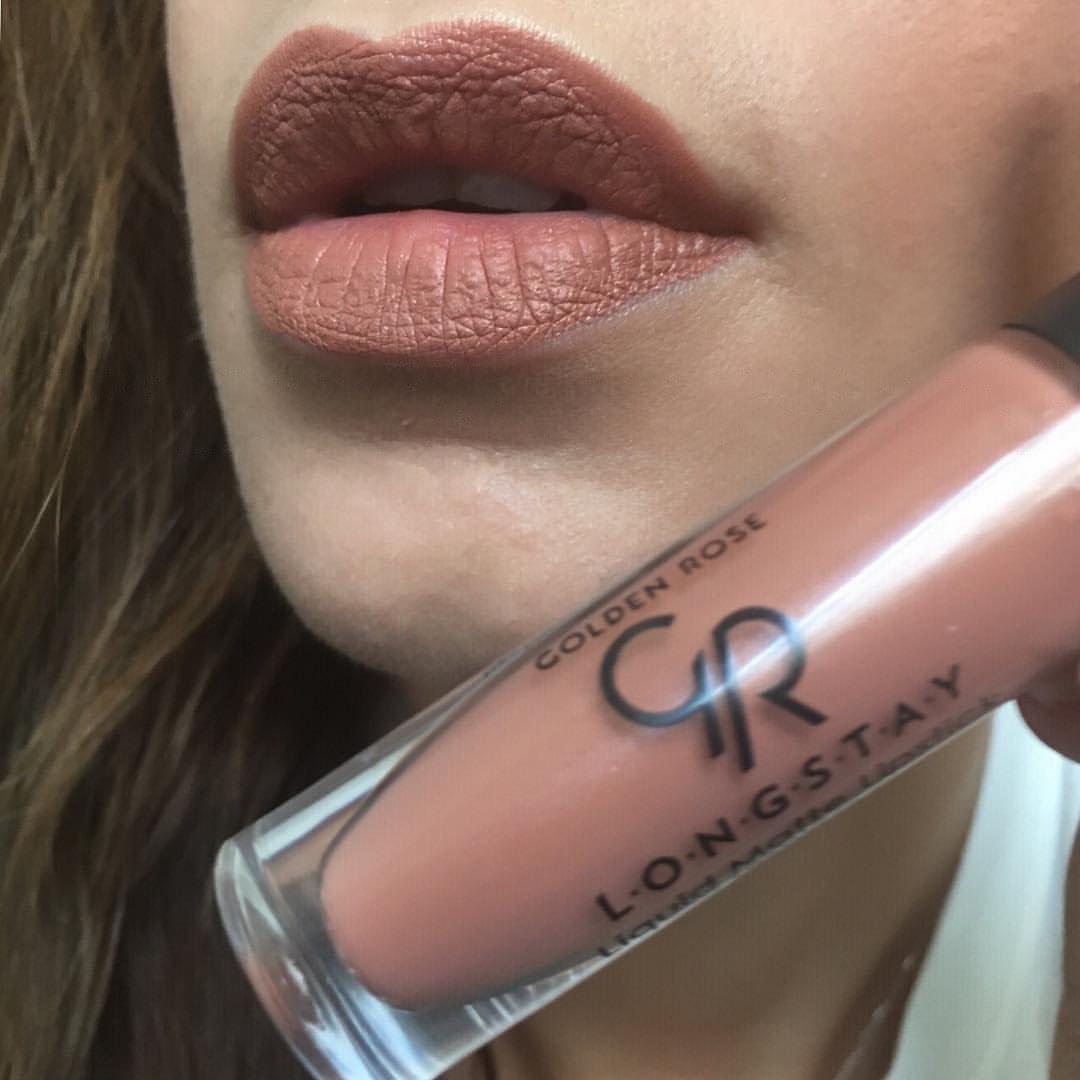 Golden Rose Long Wearing Longstay Liquid Matte Lipstick 11 Candied