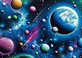 Schmidt Spiele Fantastic Space Puzzle (2000 Piece)