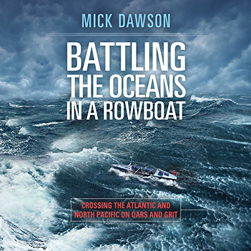 Battling the Ocean in a Rowboat: Two Men Cross 7,000 Miles of the North Pacific