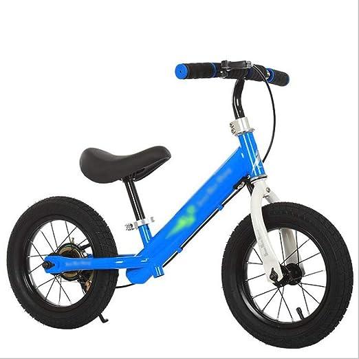 YJFENG-bicicleta de equilibrio Bicicleta Sin Pedales Sistema De ...