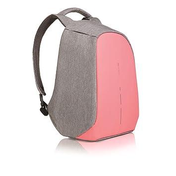 5934493d9 Bobby Compact Mochila Anti-roubo/Anti-furto by XD Design (Rosa Coral ...