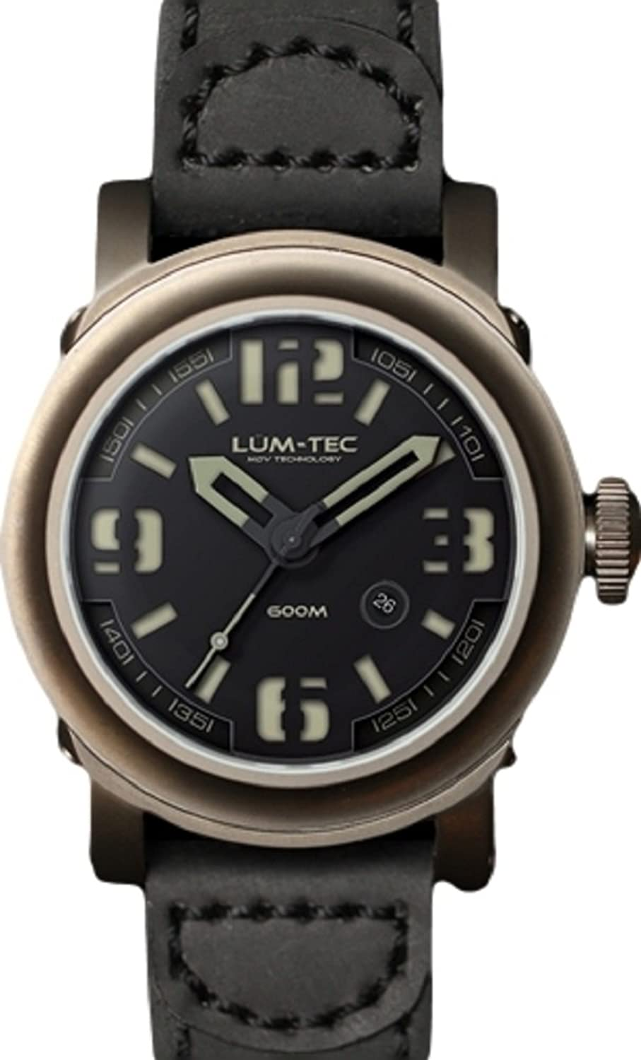lum-tec Abyss 600 m Serie Abyss 600 U.S.A. Armbanduhr