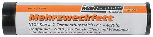 22 opinioni per Brüder Mannesmann M47003- Cartuccia di ricambio per ingrassatore a siringa, art.
