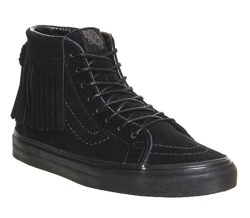 Vans U Sk8-hi Moc Suede, Unisex Adults' V315 I3U: Amazon.co.uk: Shoes & Bags