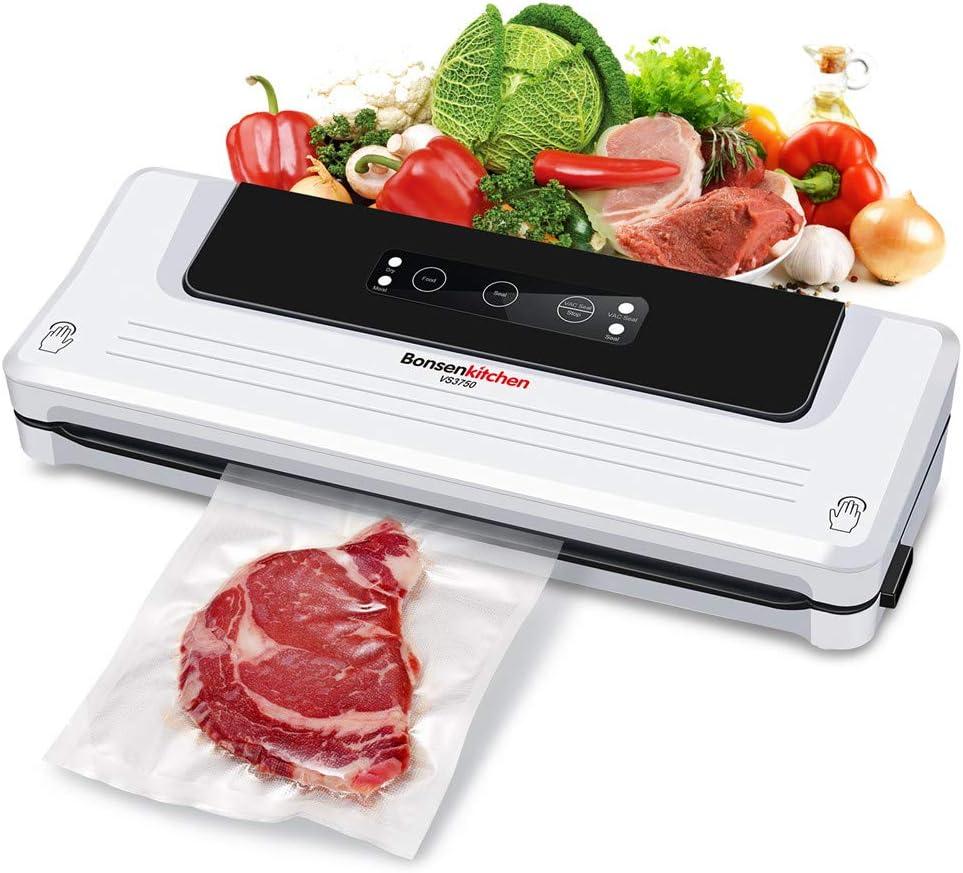 Vacuum Food Sealer Automatic Vacum Sealer Kitchen Sous Vide Pack Sealer Machine