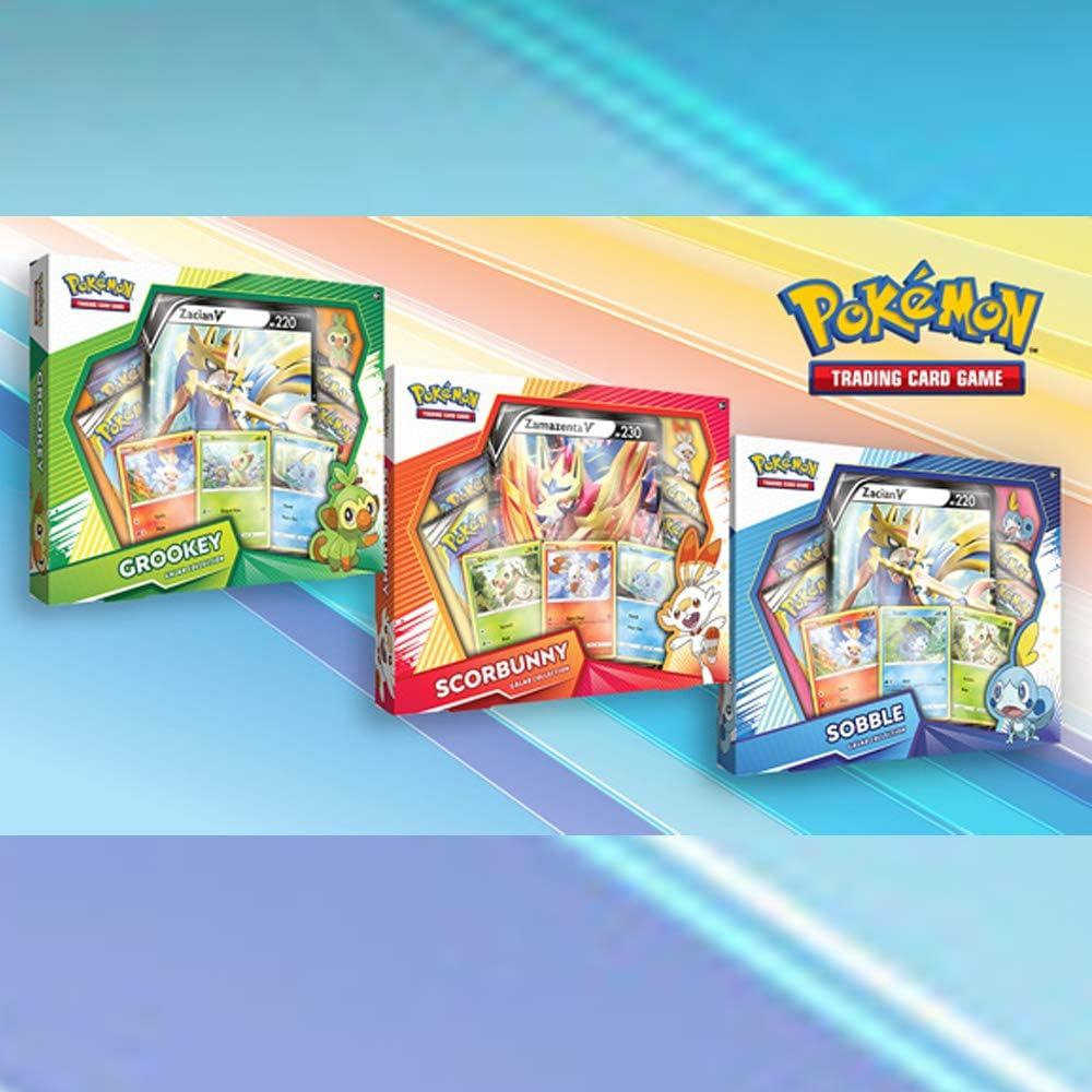 Pokemon - Galar Collection (Bandai PC35966): Amazon.es: Juguetes y ...