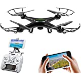 SUPER TOY Wi-Fi Camera Drone Remote Control Quadcopter Flying Toy