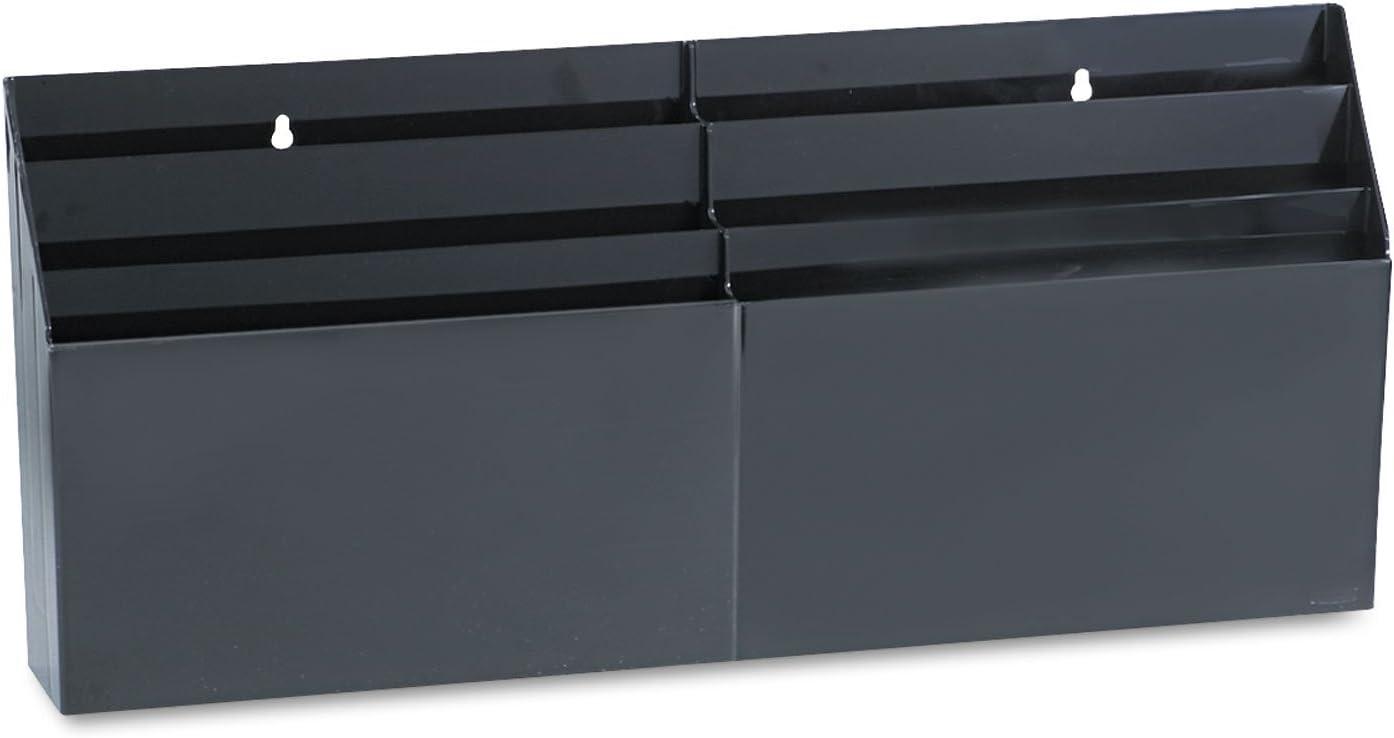 Amazon Com Rub96060ros Rubbermaid Optimizers Six Pocket Organizer Home Kitchen