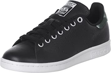 competitive price b830d 083c4 Adidas Stan Smith Trainers in Carbon/White/Black 37 1/3 ...