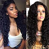 Best African American Wigs - Vanessa Queen Water Wave Hair Wigs Long Curly Review