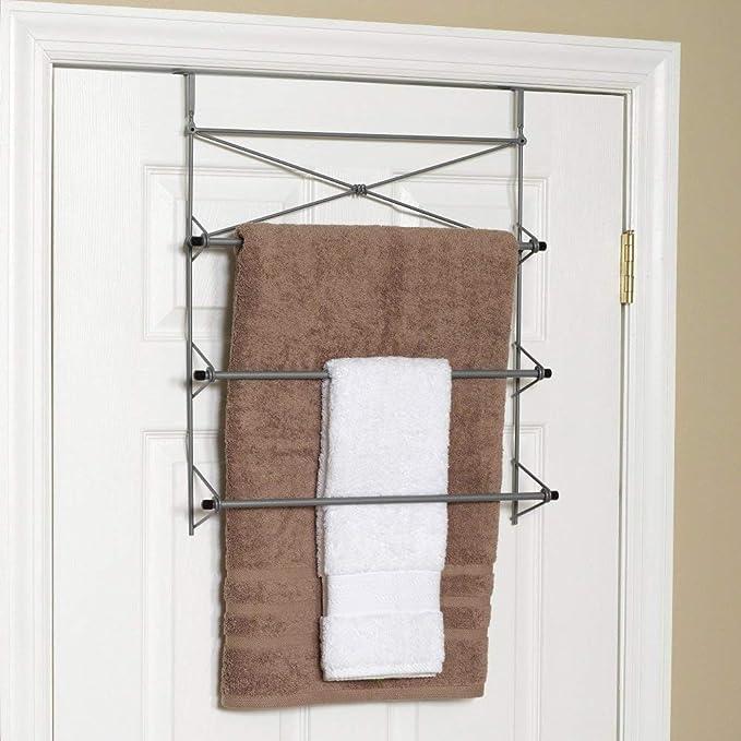 Zenith productos sobre la toalla puerta del bastidor 2526NN: Amazon.es: Hogar