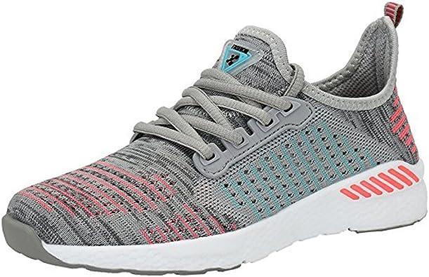 FLARUT Zapatos Deportivos Calzado Deportivo Zapatos para Correr en ...