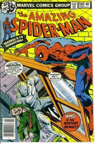 spiderman 189 - 6
