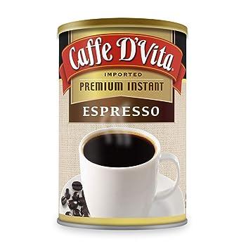 Caffe D'Vita Espresso Powder