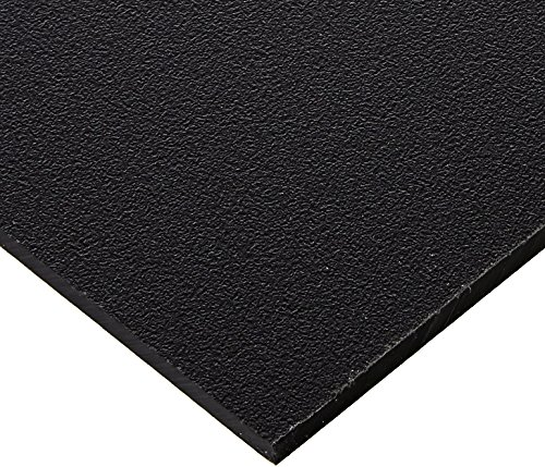 - Seaboard High Density Polyethylene Sheet, Matte Finish, 1/4