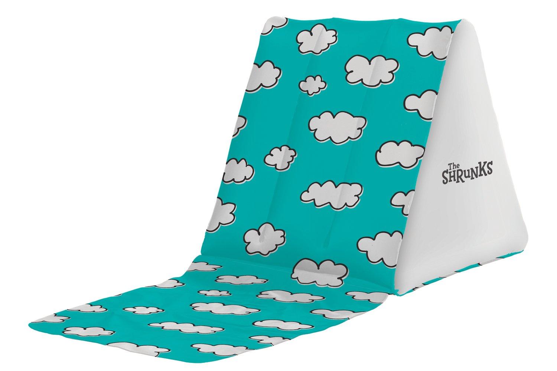 The Shrunks Chillout Air Cushion, Blue White