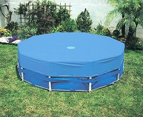 Intex 10' ft Round Diameter Swimming Pool Debris Cover ()