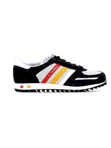 outlet store bcc11 35477 Adidas Originals - Fashion  Mode - Latrainer K Jr - Taille 31 - Noir