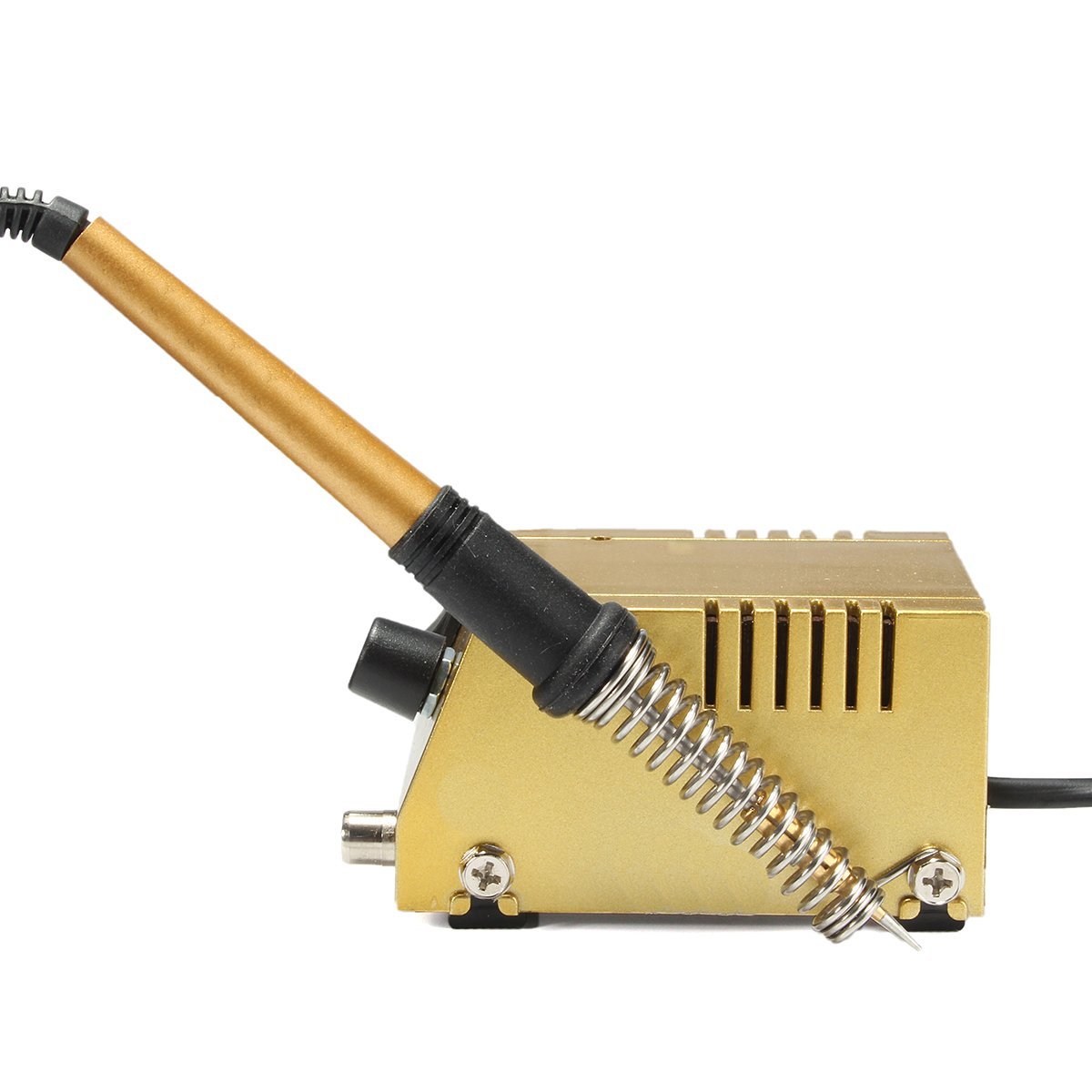 Mini Estación de Soldadura,GOCHANGE 936I 220V 18W Anti Estático Termostato Eléctrico de Soldadura: Amazon.es: Bricolaje y herramientas