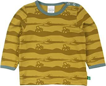 Fred's World by Green Cotton Farming T Baby Camiseta para Bebés