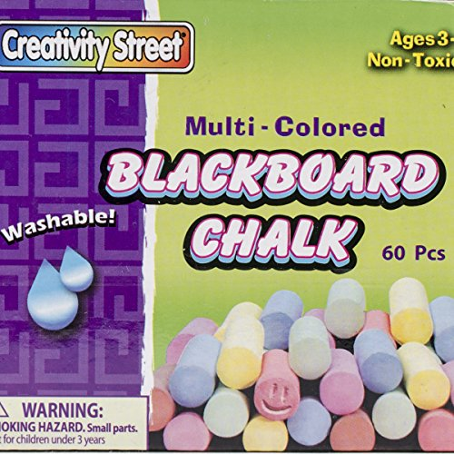 Blackboard Multicolored Chalk 60 Piece product image
