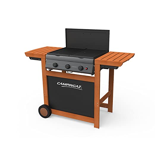 179 opinioni per Campingaz Adelaide 3 Woody- Barbecue a Gas