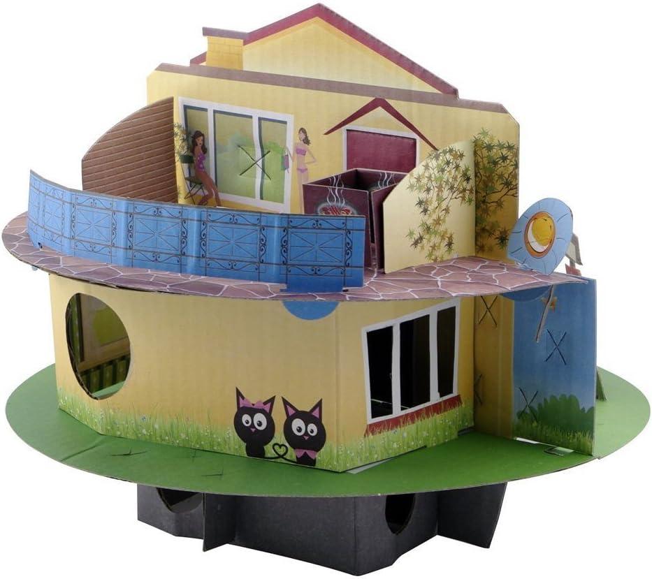 62760 mejora del hábitat Habitrail OVO Doll House Laberinto para hamsters y ratones