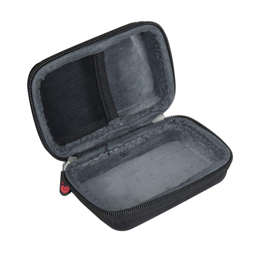MM-300 Hermitshell Hard Travel Case for Carson MicroBrite Plus 60x-120x Power LED Lighted Pocket Microscope