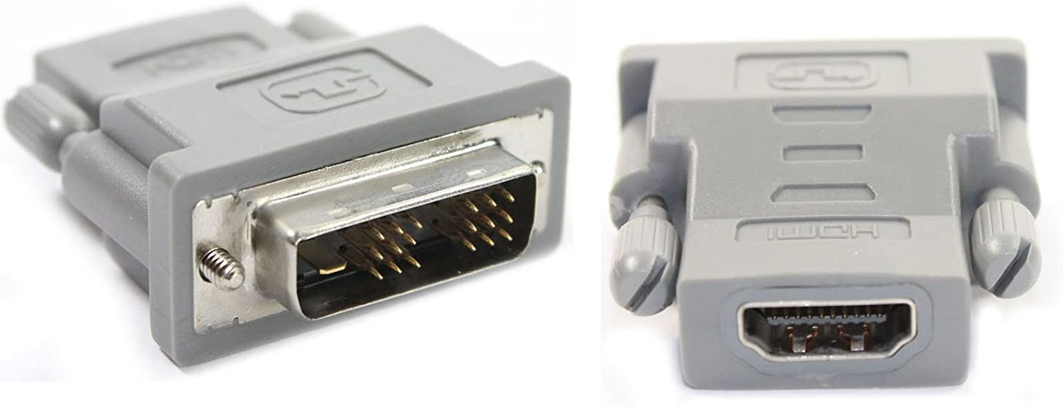Genuine AMD ATI DVI to HDMI Adapter
