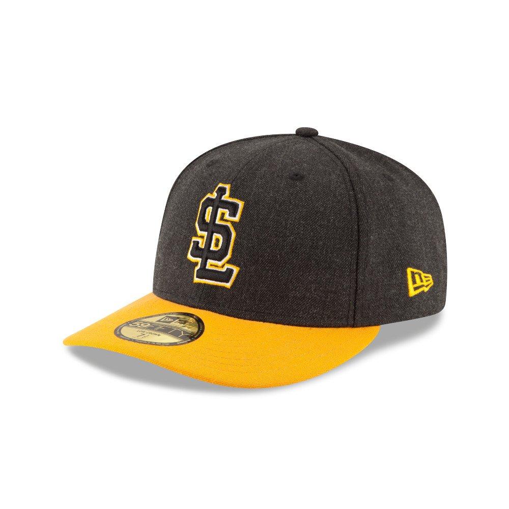 "New Plain Purple Hat Flat Peak Fitted Baseball Cap 7 1//4/"""