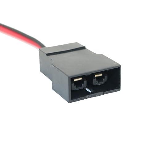 Amazon.com: Cable de cargador adaptador de 6 V para ruedas ...