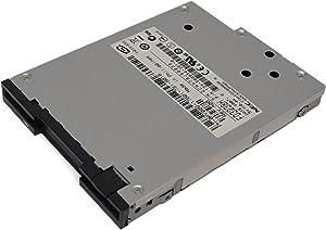 Aquamoon Trading PY009 Genuine OEM Dell PowerEdge 2950 Slimline 1.44MB 3.5 Inch Internal Floppy Drive w/Bezel NEC FD3238H 134-508054-381-0 5 Volt 0.4Amp CG7214FLF
