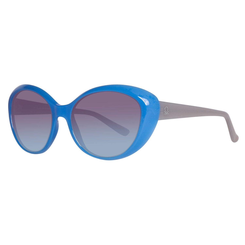 United Colors of Benetton BE937S02 Gafas de Sol, Black/Grey ...