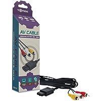 Tomee AV Cable for GameCube/ N64/ SNES