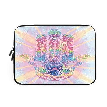 Amazon com: Hamsa Laptop Sleeve Bag,Neoprene Sleeve Case/Spiritual