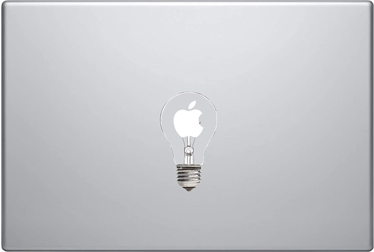 Laptop Notebook Sticker Decal - Light Bulb Funny Inspirational Helpful - Skins Stickers