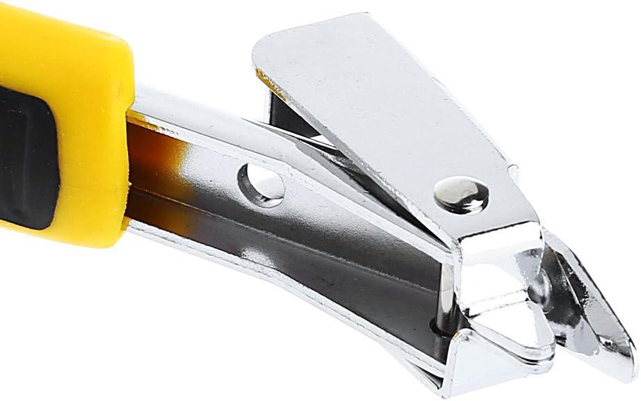 A0127 Hochleistungspolsterungs-Klammerentferner-Nagel-Abziehvorrichtung-B/üro-Berufshandwerkzeuge