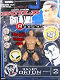 RANDY ORTON - DELUXE BUILD N' BRAWL 2 WWE TOY WRESTLING ACTION FIGURE (3.75'' TALL)