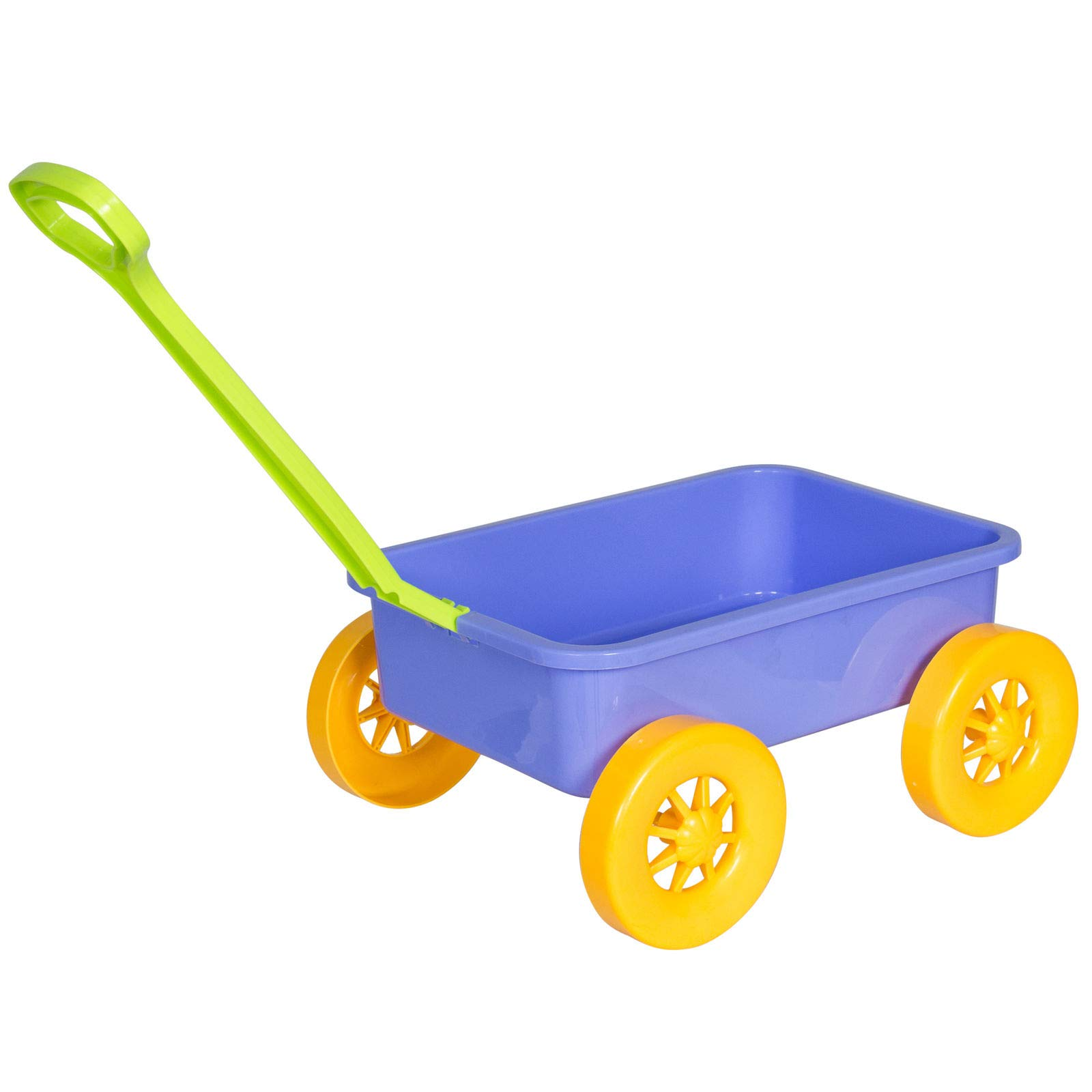 Alek...Shop Learning Children Gardening Tools Kids Toy Play Set with Garden Wagon and Enjoy Fun Dig The Sand Beach Happiness Your Baby Family Holiday by Alek...Shop (Image #3)