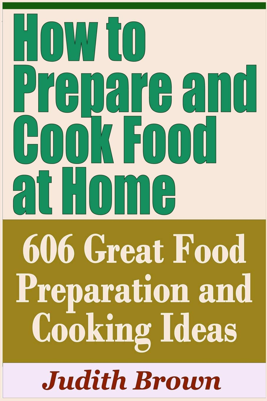 It Takes Lot Of Energy To Prepare For >> How To Prepare And Cook Food At Home 606 Great Food Preparation