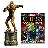 Marvel Sabretooth Black Knight Chess Piece with Collector Magazine