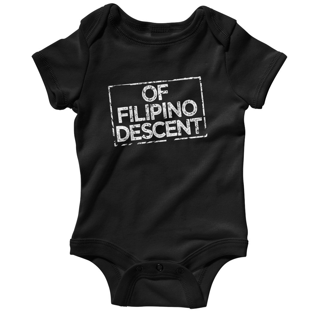 Smash Transit Baby of Filipino Descent Creeper