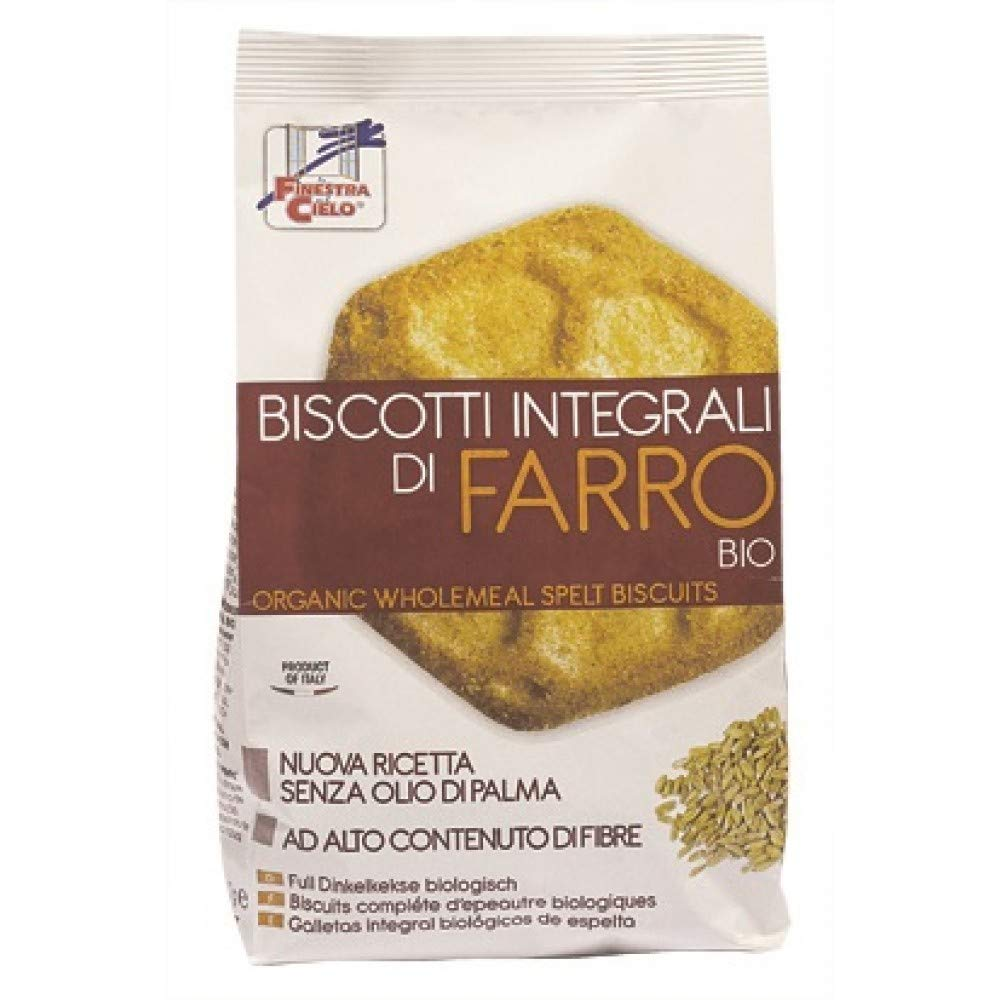 Amazon.com: Integral Galletas Di Farro: Health & Personal Care