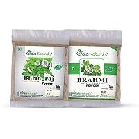 Bhringraj Powder 50gm + Brahmi Powder 50gm Combo offer