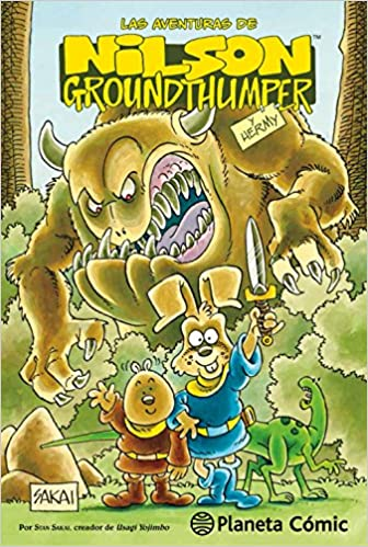 Las aventuras de Nilson Ground Thumper: 150 Independientes ...
