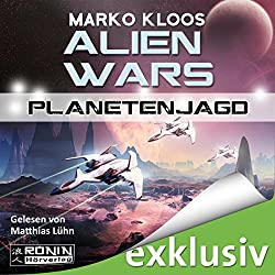 Planetenjagd (Alien Wars 2)